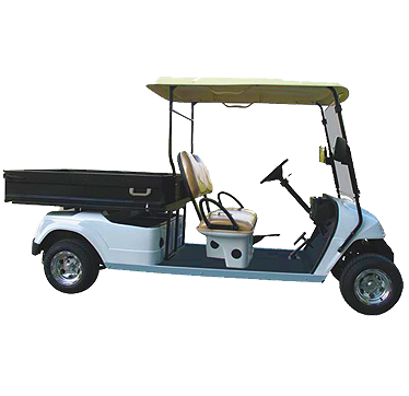 Caddyman Utility – 2 Seater with Large Load Bin