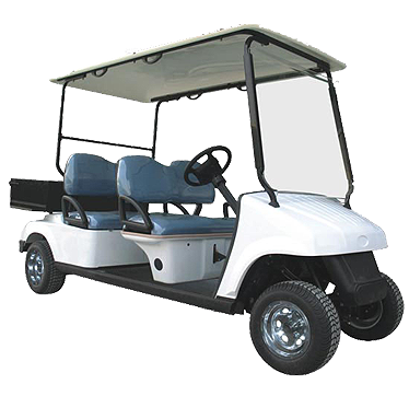 Caddyman Utility – 4 Seater with Small Load Bin