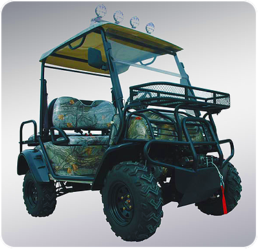Adventure 4×4 – 4 Seater Hi-Rise Bush Car