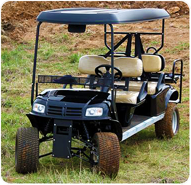 Bushman 6 IS – 6 Seater Hi-Rise Bush Car